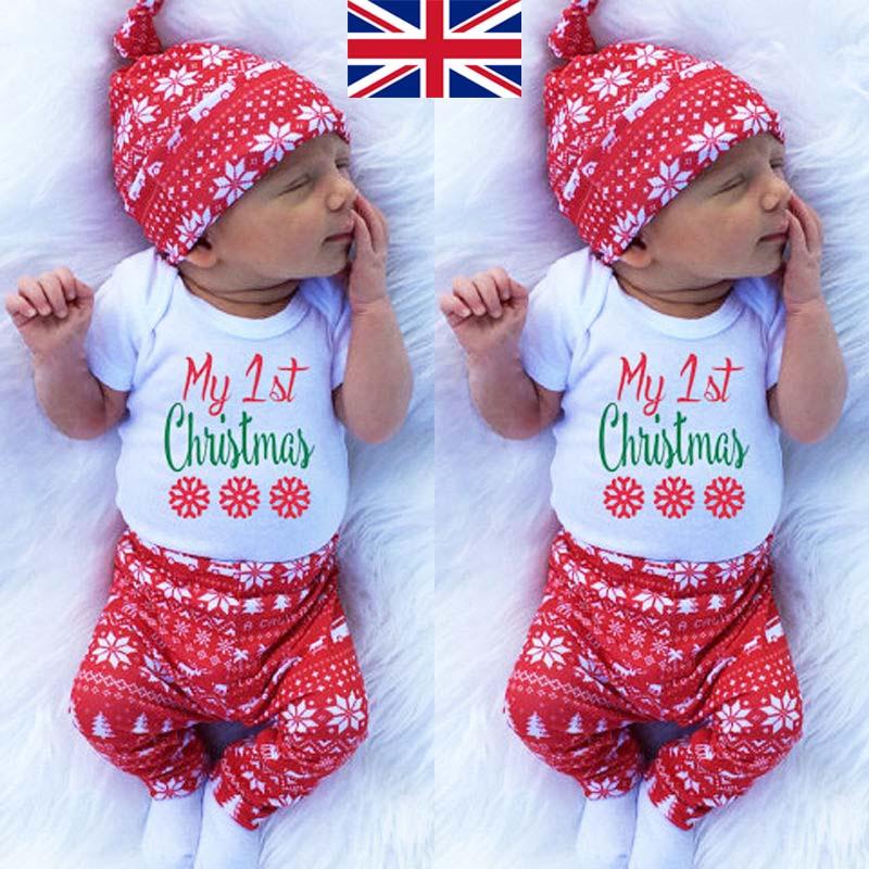 36444f07e beauty 98f64 09c6e lovely newborn baby boys girls first christmas ...