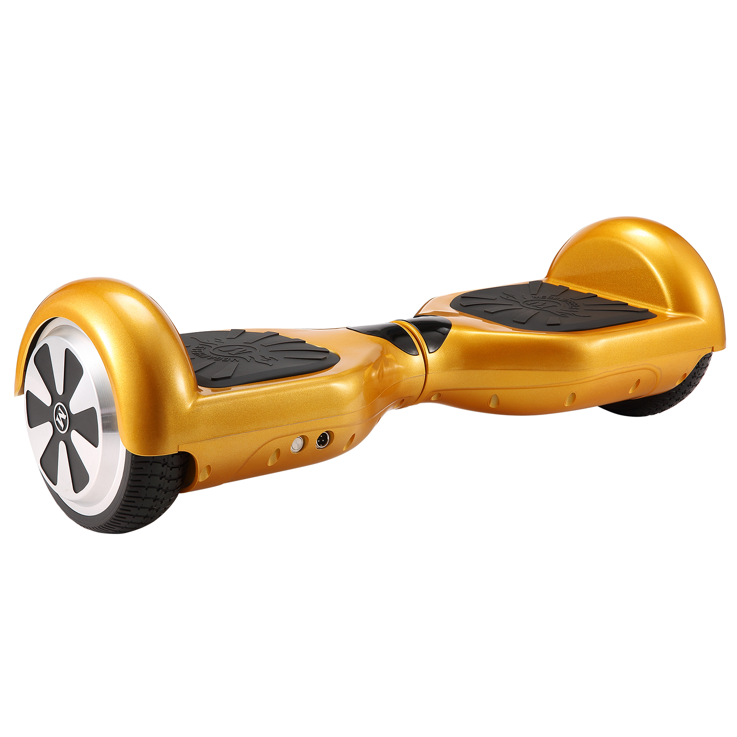 6 5 39 39 self balancing roller smart hoverboard gold overboard. Black Bedroom Furniture Sets. Home Design Ideas