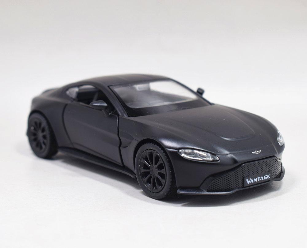 Aston Martin Vantage V8 1 36 Model Car Diecast Gift Toy Vehicle Kids Pull Back Diecast Toy Vehicles Cars Trucks Vans
