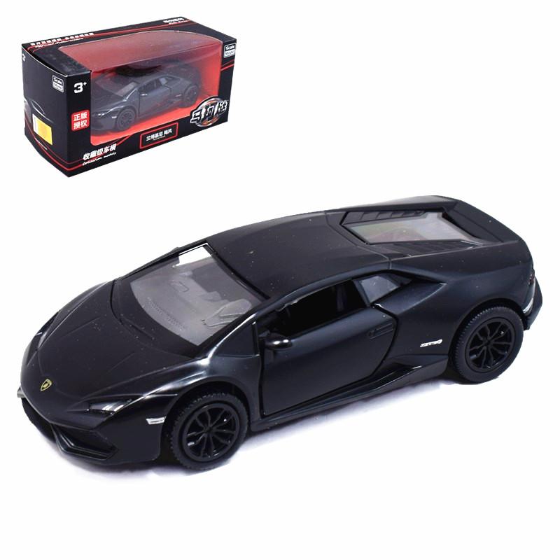 1 36 Lamborghini Huracan 610 4 Diecast Model Car Pullback Matte