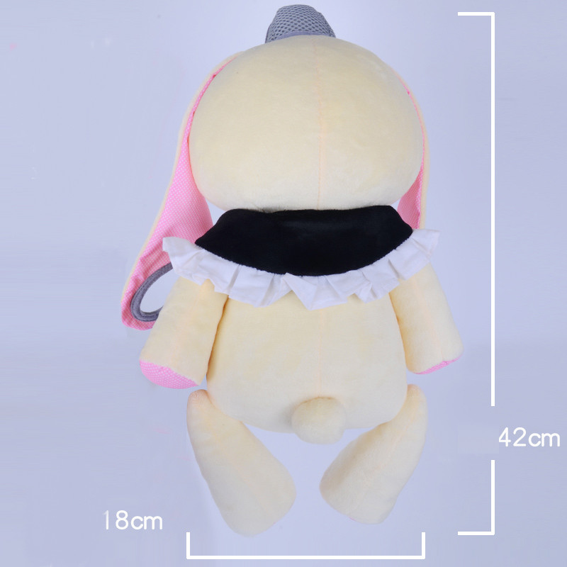 VOCALOID3 MAYU Stuffed Pearl Cotton Cute Gift 42CM Anime Plush Doll Rabbit