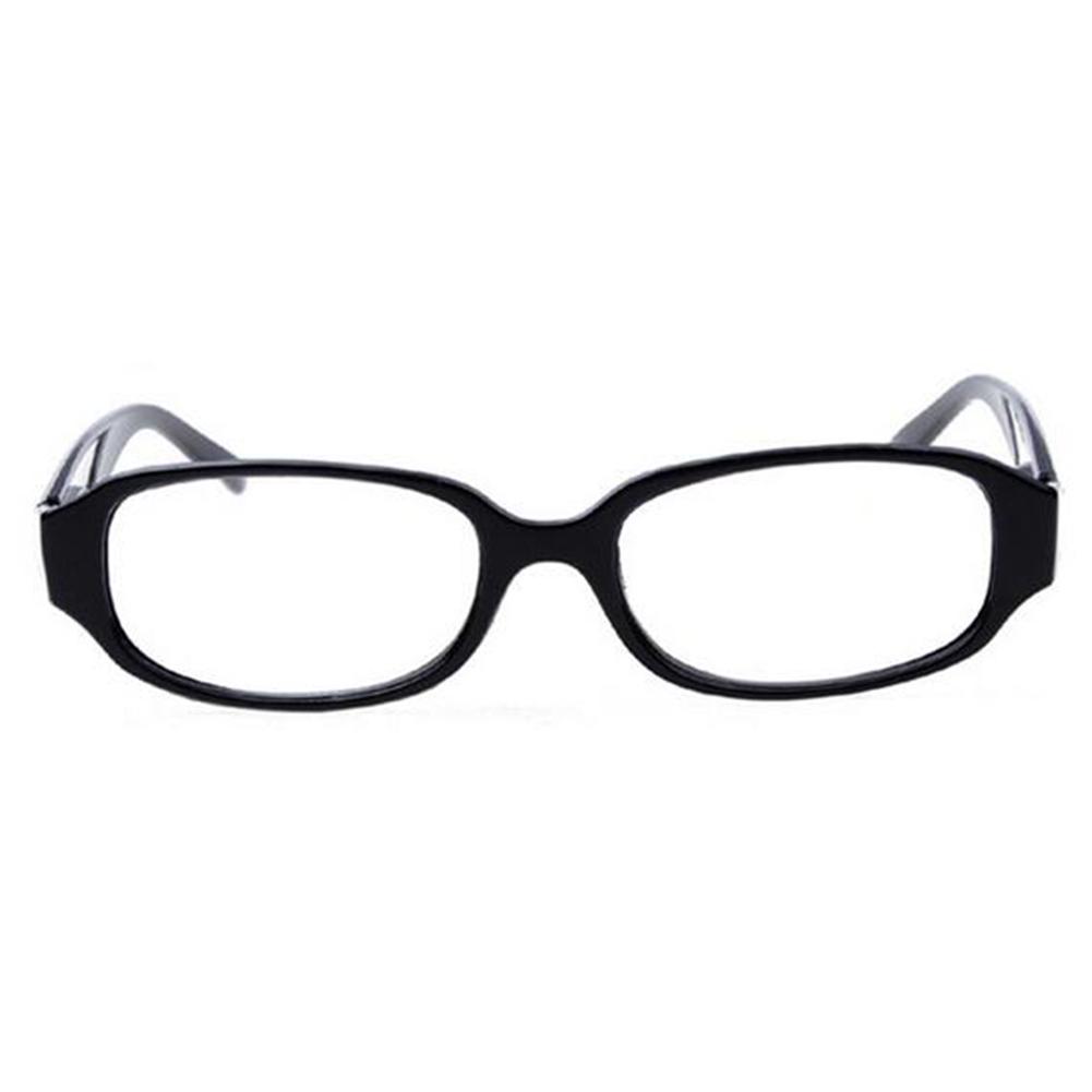 Mode Schwarz Voller Rahmen Lesebrillen Damen Herren Brillen Stärke + ...