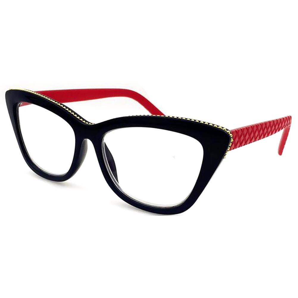 19d96b79737f E womens eyeglasses fashion cat eye reading glasses strength jpg 1001x1001 Cat  eye reading glasses