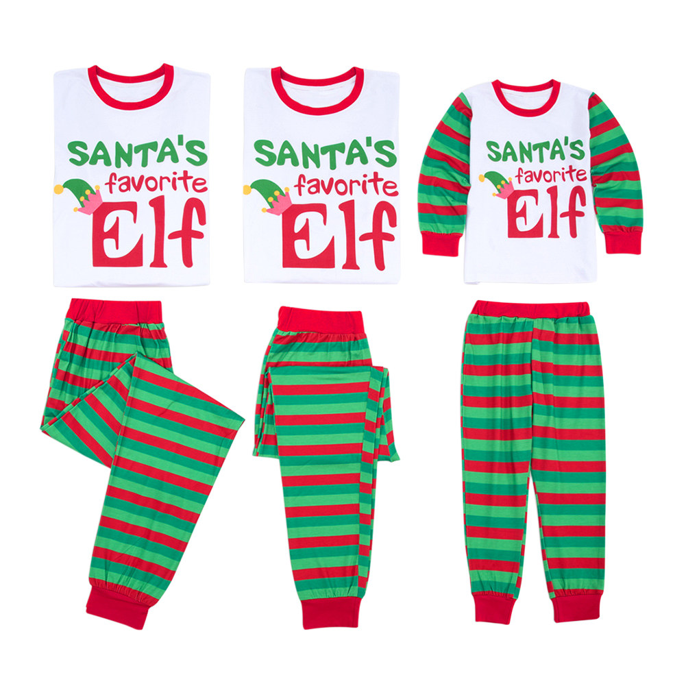 Details about Papa Mama Kids Family Matching Christmas Pajamas Sets Holiday  Homewear PJs ec92bd578