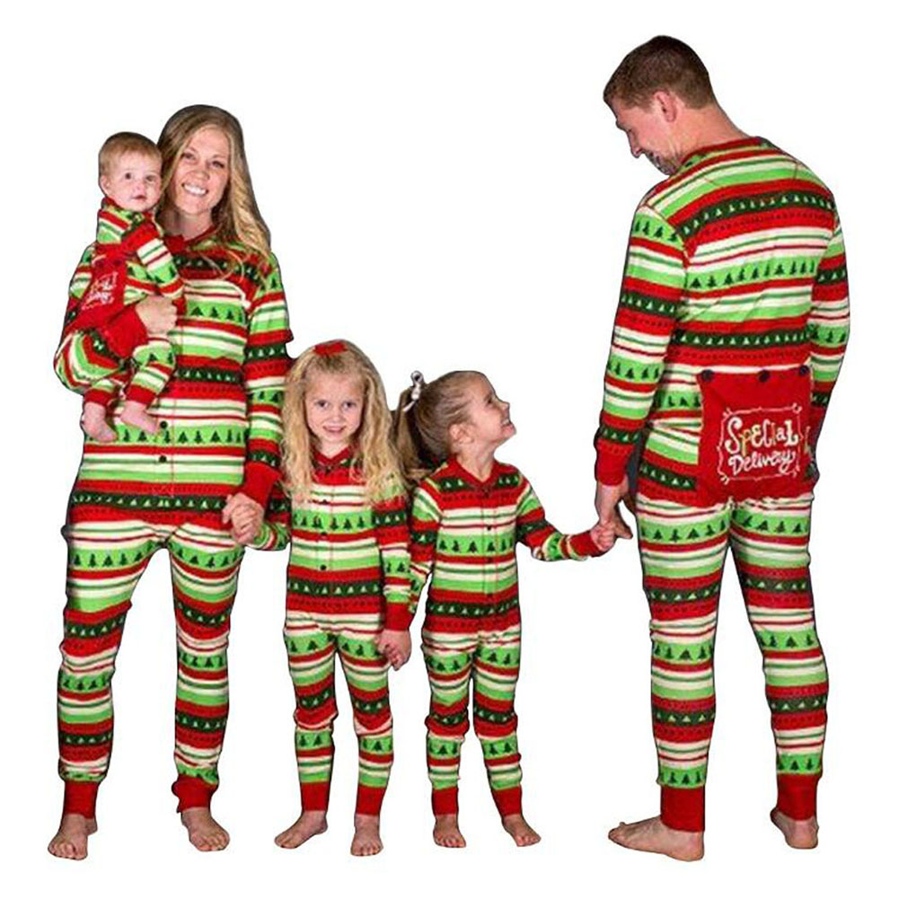 Flapjacks Onesie Weihnachten Familie Pyjama Xmas Ein Stück ...