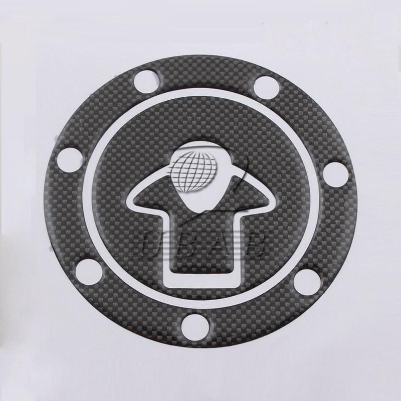 Fuel Gas Cap Cover Pad Sticker For Kawasaki NINJA ZX6R ZX9R ZX7R ZXR400 ZR250