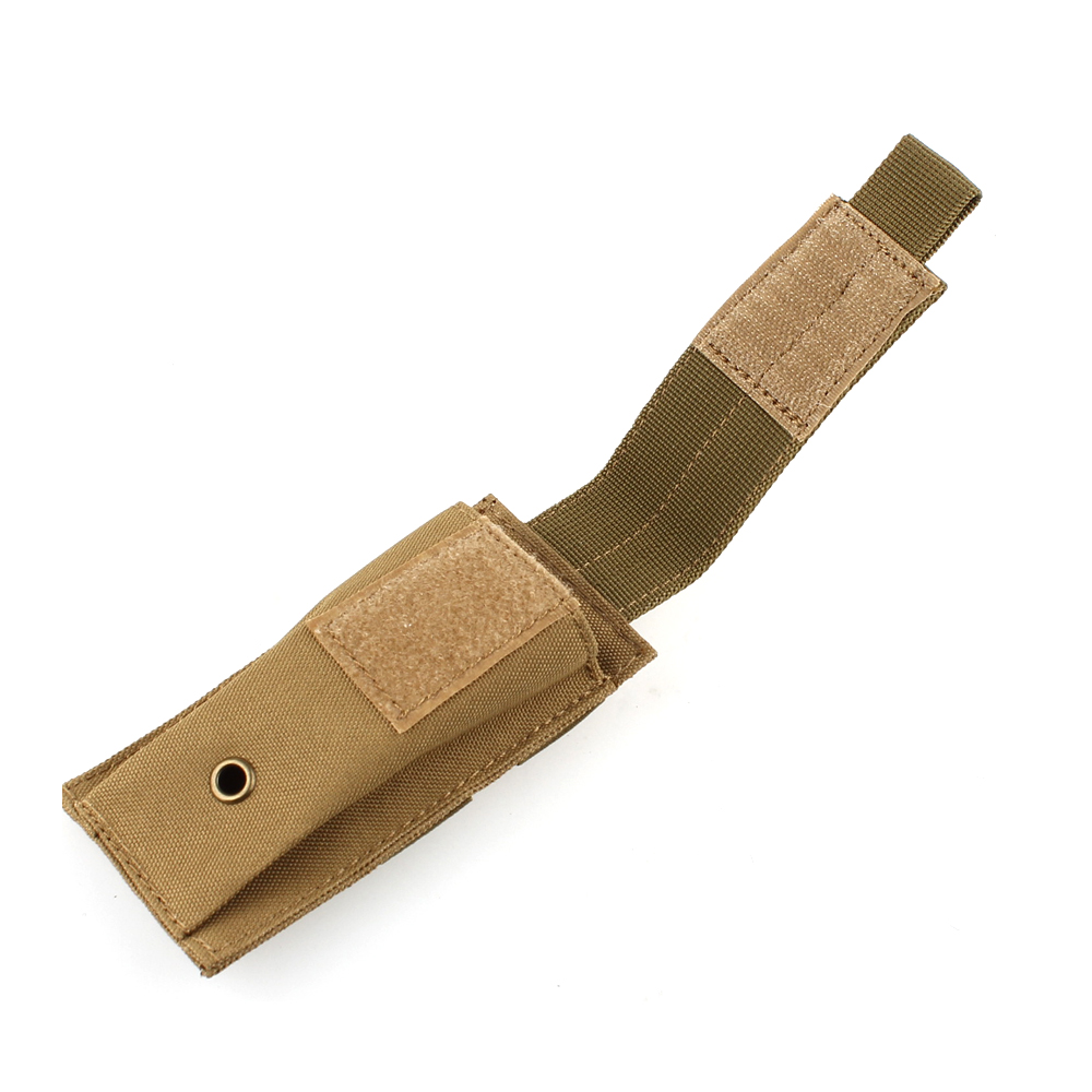 Molle Tactical Gadget Tasche Dump Pouch Taschenlampe Tasche Kleine Gürteltasche