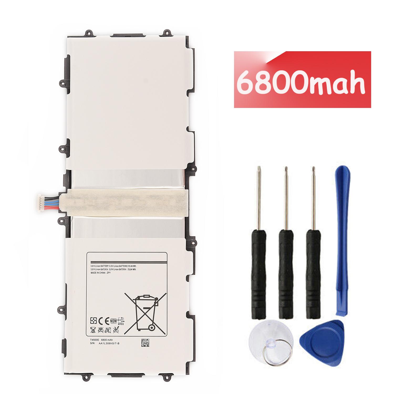 Samsung Galaxy Tab 3/10.1/GT-P5210/6800/mAh Batterie T4500e OEM
