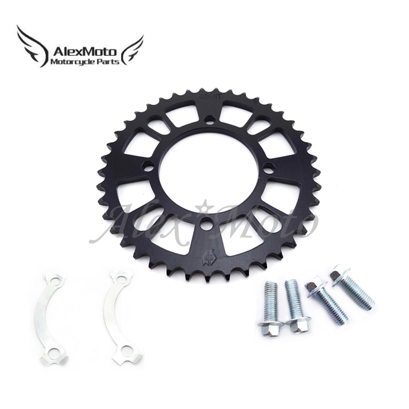 428 REAR SPROCKET 41 TOOTH HONDA SDG COOLSTER PIT BIKE ATV 70 110 125 U RS07