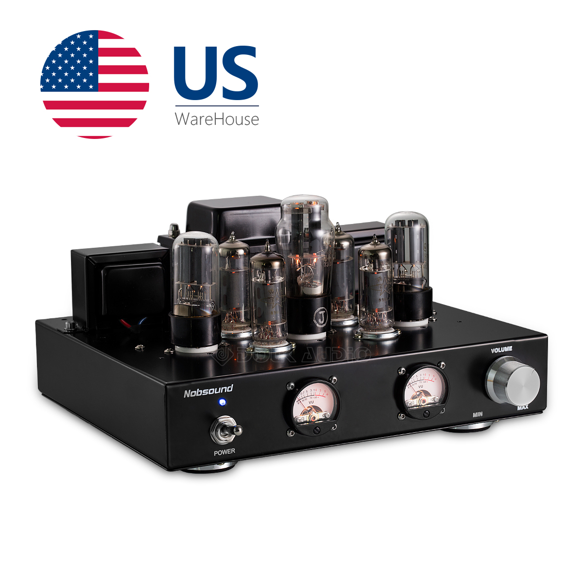 Hifi 6p1 Vacuum Tube Amplifier Home Stereo Audio Class A