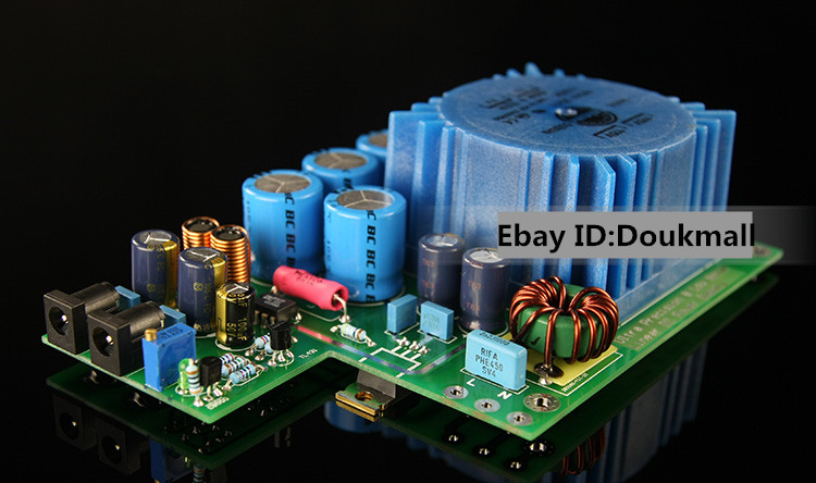 Details about 25VA / 5V@3 5A Ultra-Low Noise Linear Power Supply CAS XMOS  TALEMA for HIFI DIY