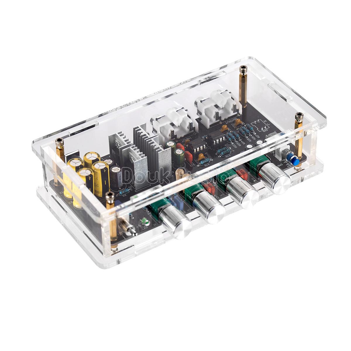 Douk Audio Ne5532 Hifi Preamp Tone Control Stereo Pre