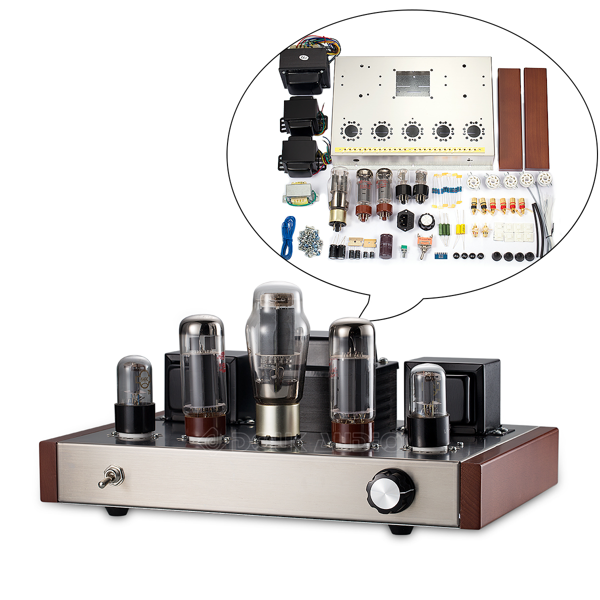 Details about HiFi EL34 Valve Tube Power Amplifier Class A Home Stereo  Audio Power Amp DIY KIT