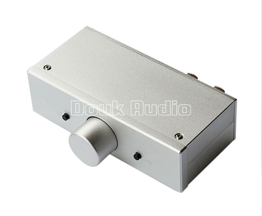 Douk Audio Fully Balanced Passive Preamp Volume Controller
