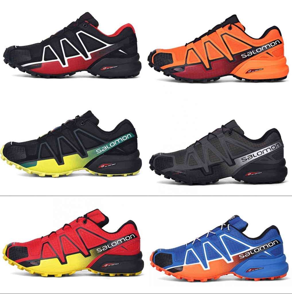 Details about Xmas Mens Sneakers Speedcross 3 Athletic Sports Trainers Outdoor Hiking Shoes