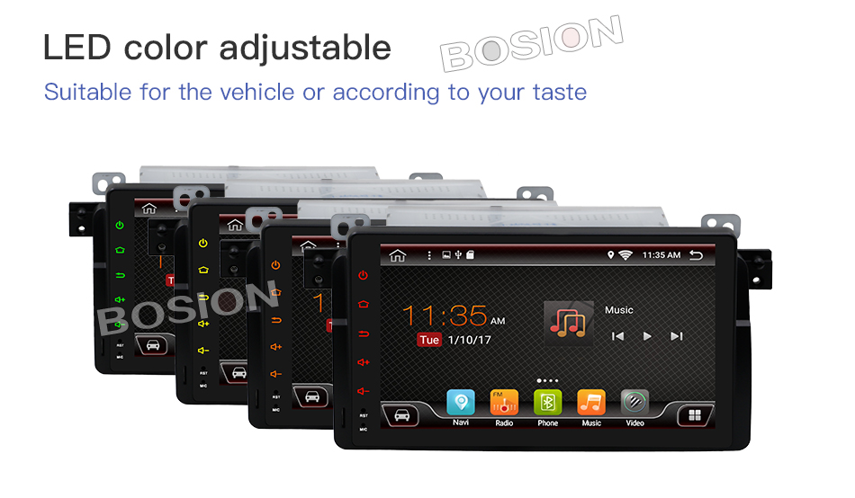 for bmw e46 m3 car stereo dvd player 9 android radio gps. Black Bedroom Furniture Sets. Home Design Ideas