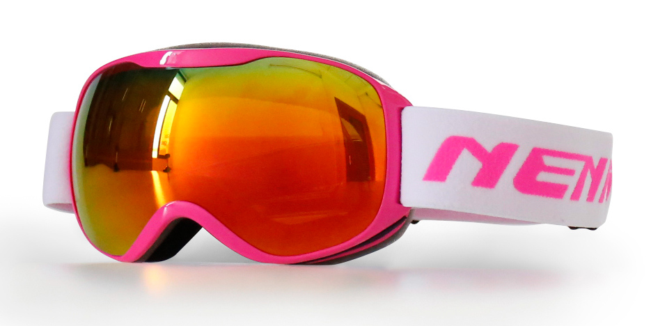 655f52d597f8 Details about NENKI Ski Goggles Children Kids Snow Fun for Boys and Girls