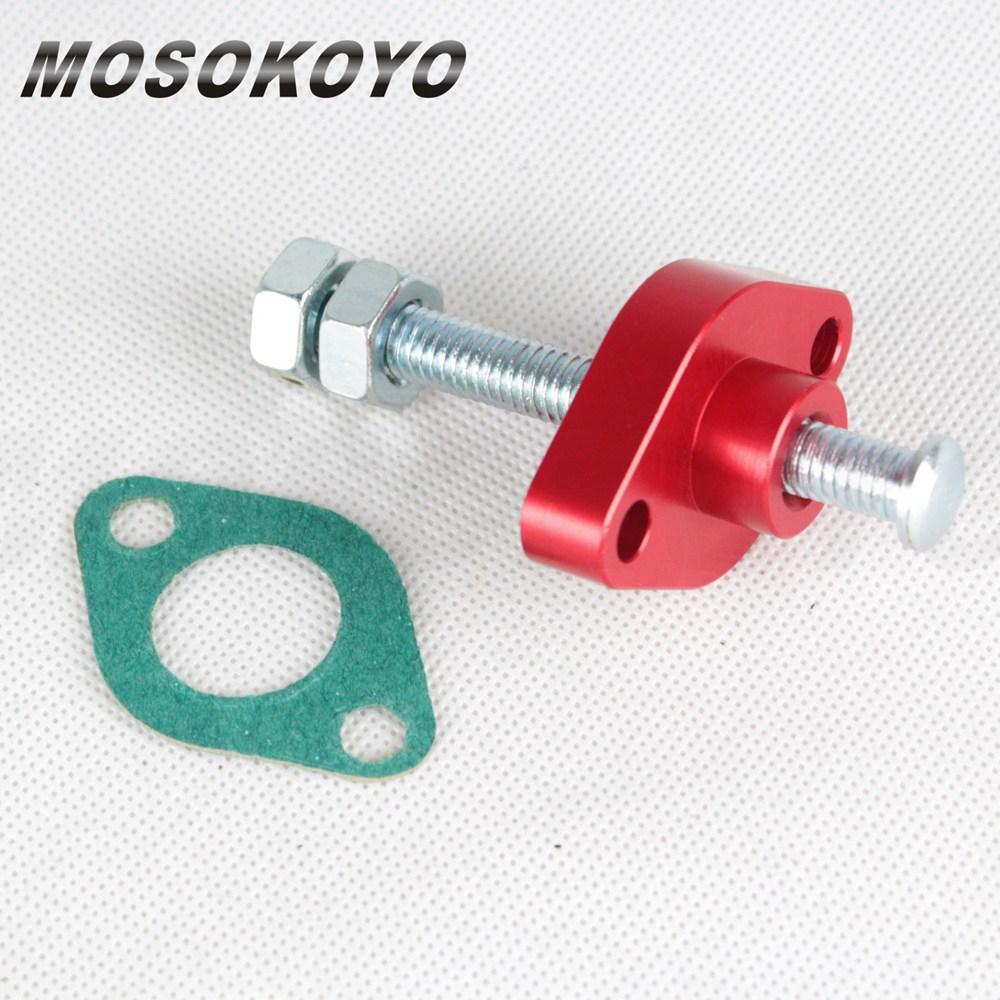 Cam Timing Chain Tensioner Manual For Kawasaki KLX 400 03-04 KFX 400 03-up Hot