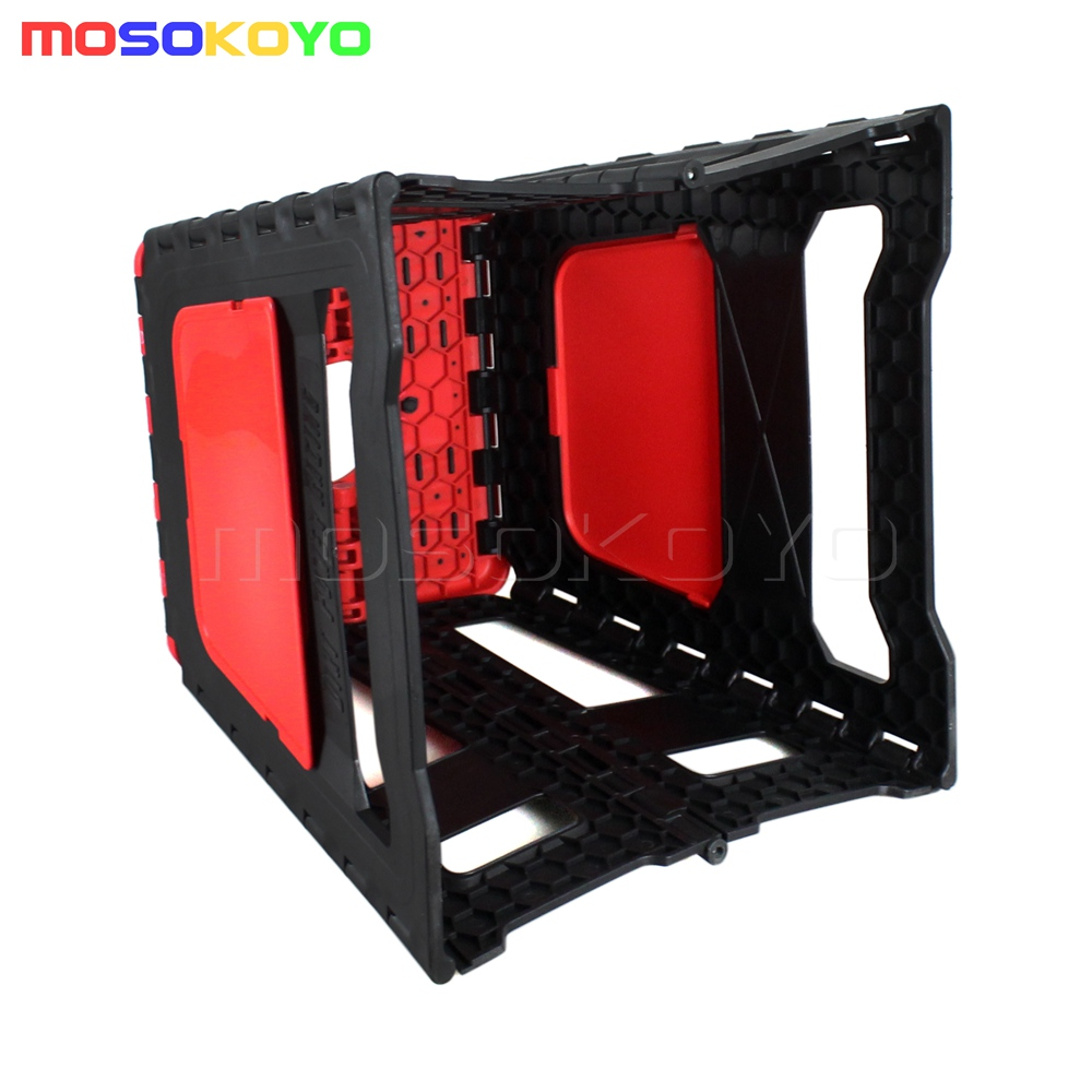 Astonishing Details About Motorcycle Fold Step Stool Folding Bike Box Stand Universal Motocross Offroad Mx Short Links Chair Design For Home Short Linksinfo