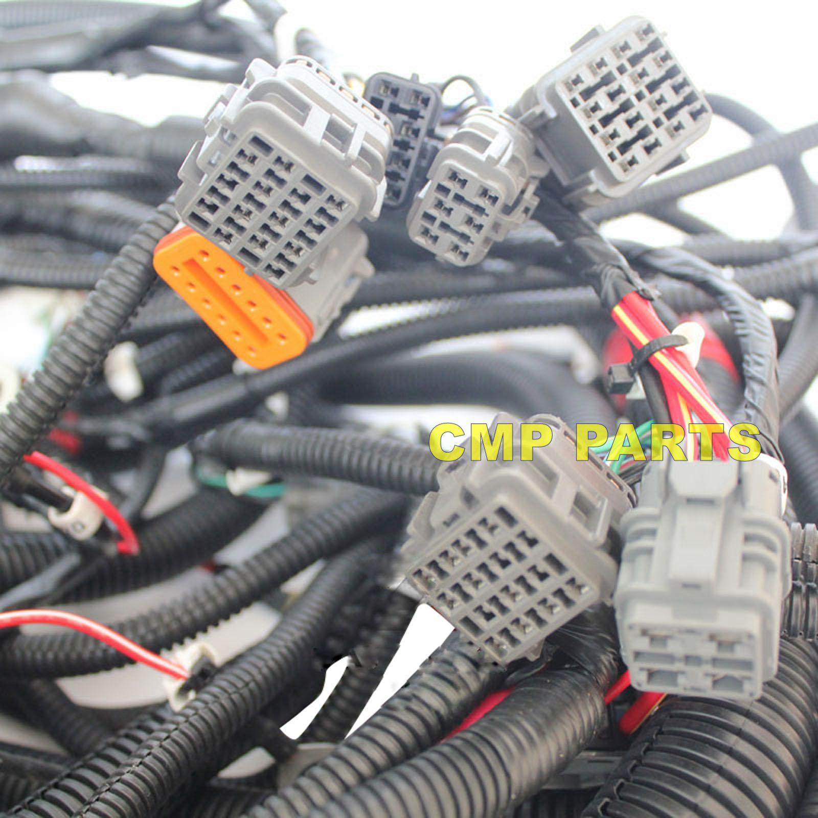 y external wiring harness new for komatsu excavator productpicture0 productpicture1 productpicture2