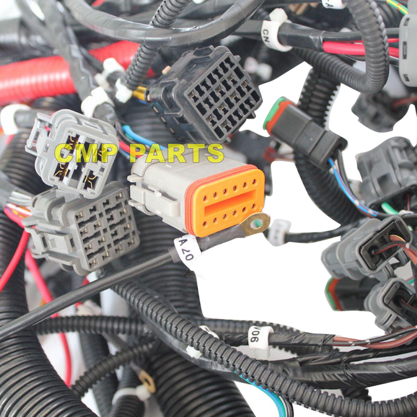 external wiring harness new for komatsu excavator productpicture0 productpicture1 productpicture2 productpicture3