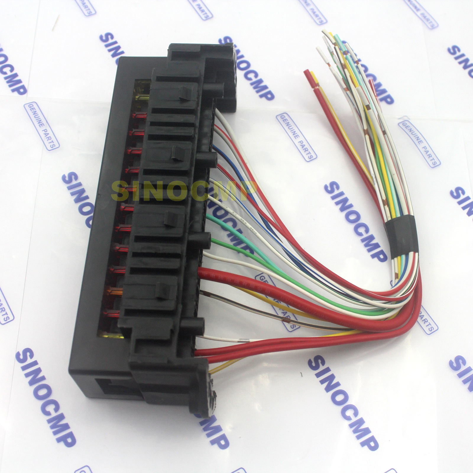 Pc200 6 Pc210 Pc300 Excavator Fuse Box Assembly For Komatsu Ebay Mazda Removal
