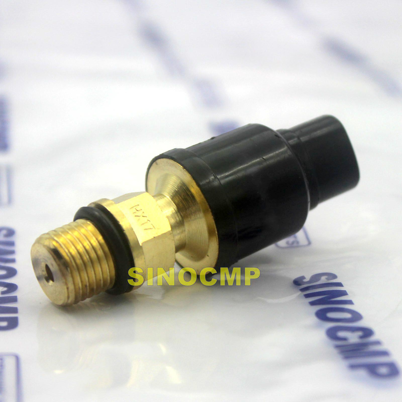 2PCS Water Temperature Sensor 20513340 For Volvo EC210B EC290B Excavator Parts