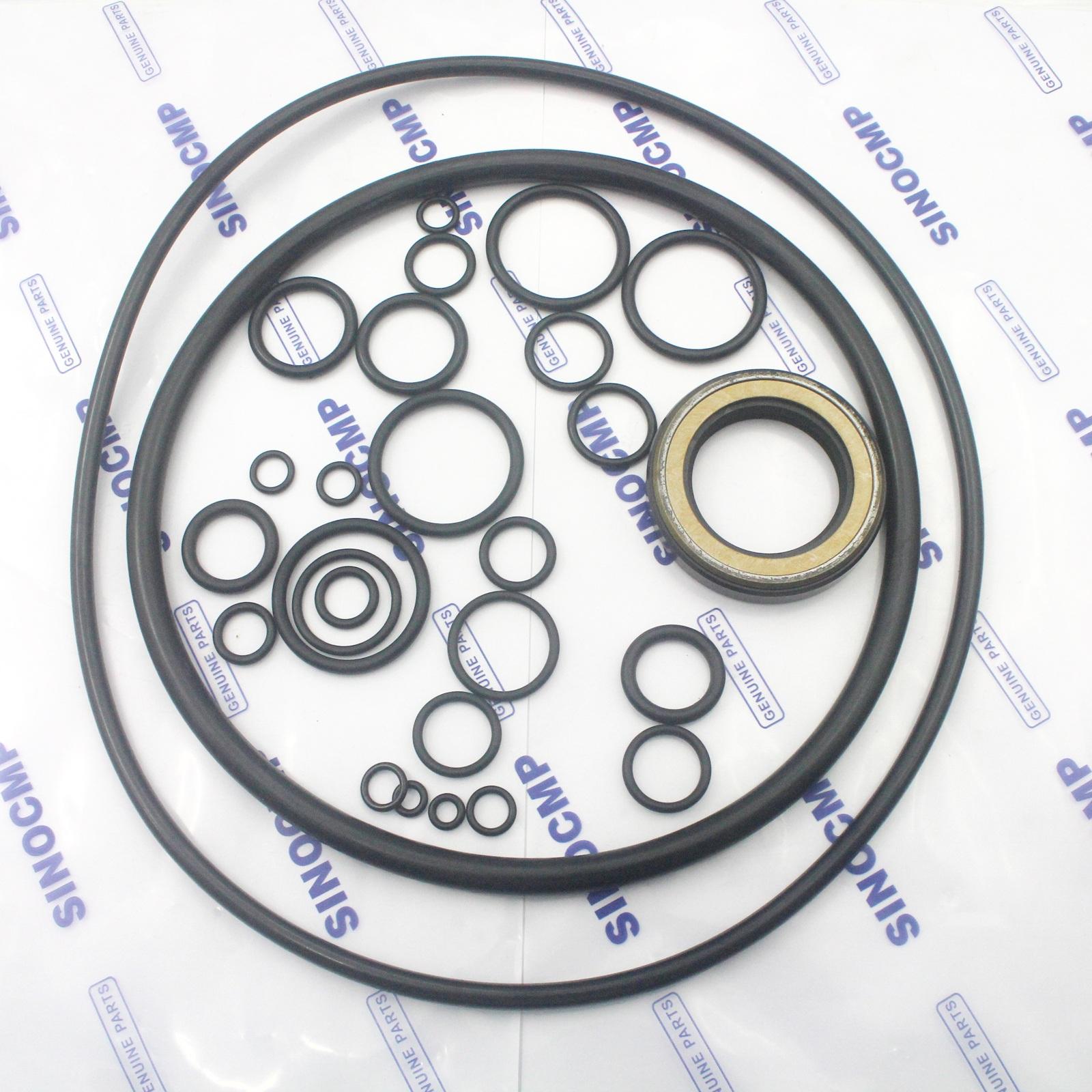 Travel Motor Seal Kit For Hitachi EX100-2 Excavator Service Kit Oil Seal