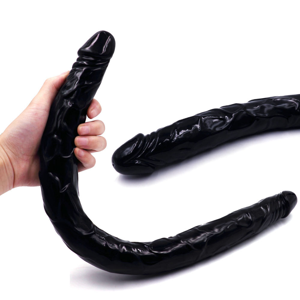 Double-Ended-Sex-Dildo-Sex-Anal-Toy-Male-Female-Lesbian -5193