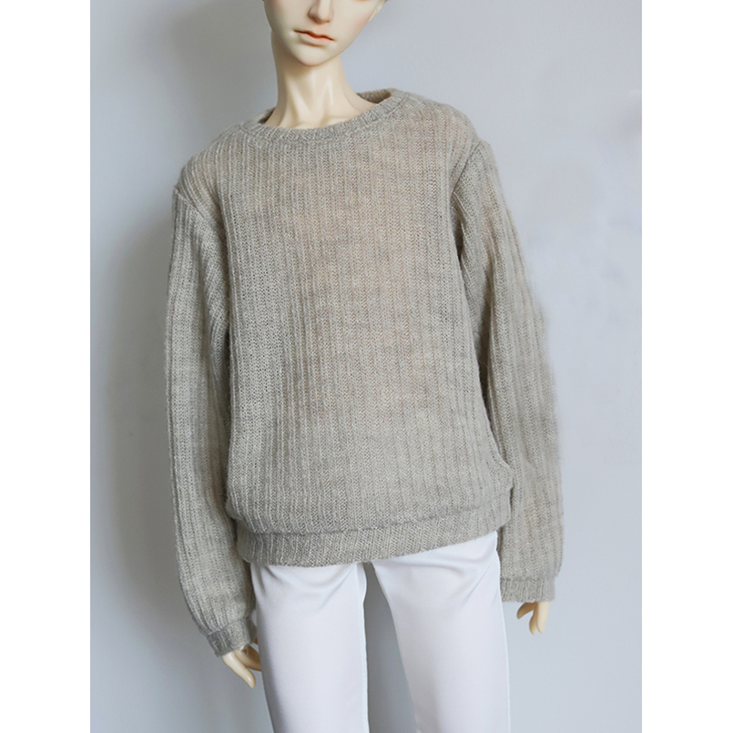 """BJD Casual Sweater Navy Outfits For 1//4 17/"""" 44CM MSD DK DZ Volks AOD Doll"""