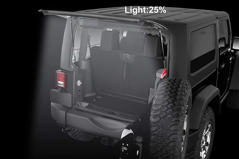 2014 Jeep Wrangler Warranty >> LED Tailgate Rear Glass Lift Gate Dome Light Bar For 07-19 ...
