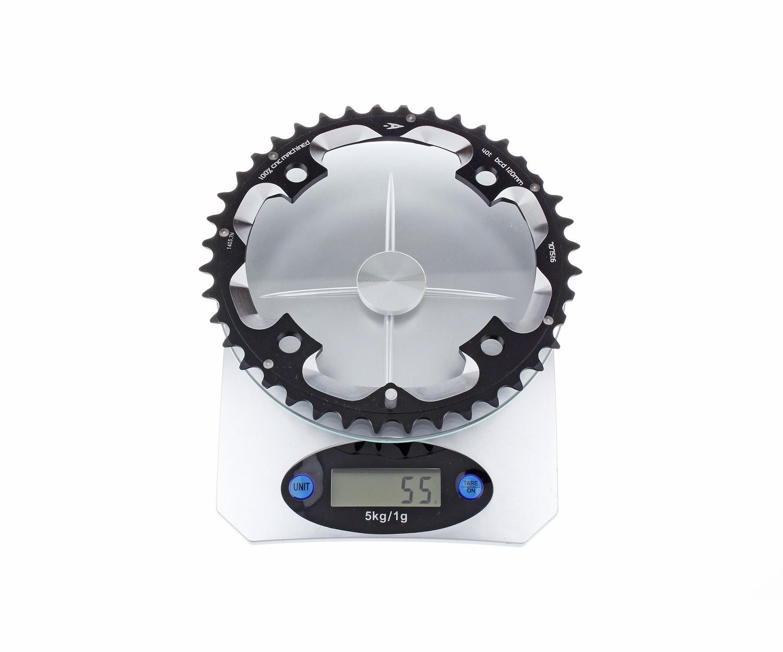 Aerozine Mountain Cycling Bike Chainring BCD 120mm for Sram//Shimano crank 40T