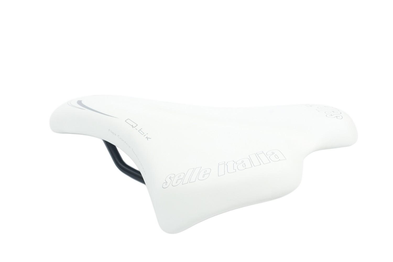 Selle Italia Q-BIK Cycling Saddle Seat for Road//MTB//Cyclocross//E-Bike//Grave use