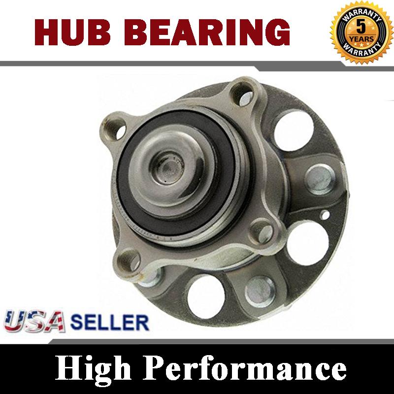 Rear Wheel Hub And Bearing Assembly Fits Honda Accord