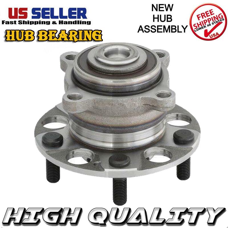 Rear Wheel Hub & Bearing Assembly Fits 09-14 Acura TSX 08