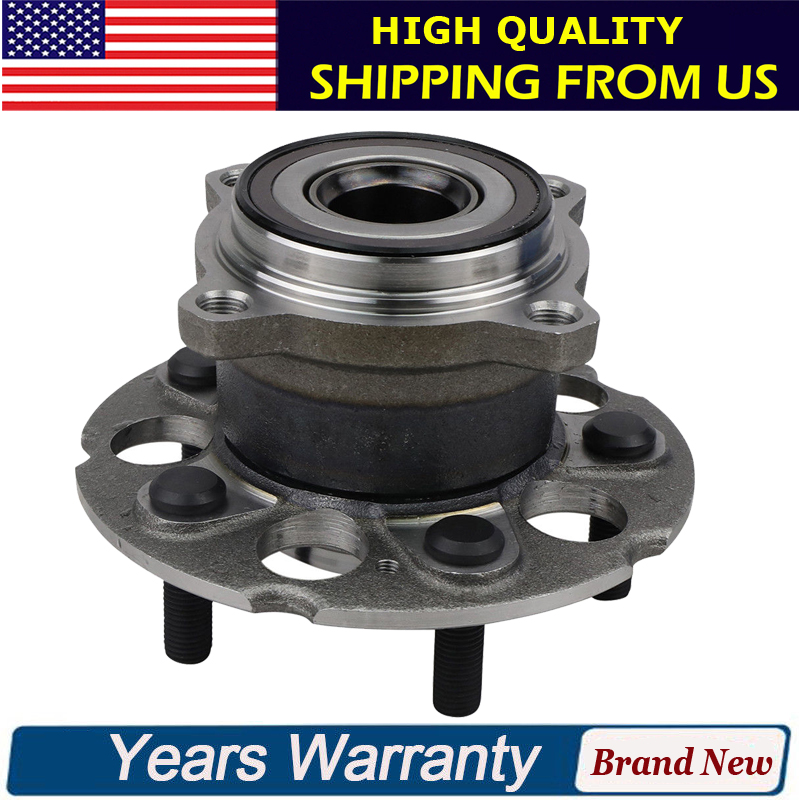 Rear Wheel Hub &Bearing Assembly For 07-12 Acura RDX AWD