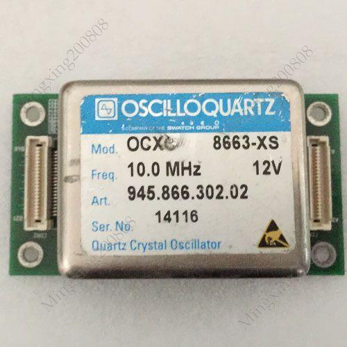 OCXO Double Oven Ultra Precision For OCXO Sinewave 8663-XS 8663 10MHz 10.0MHz