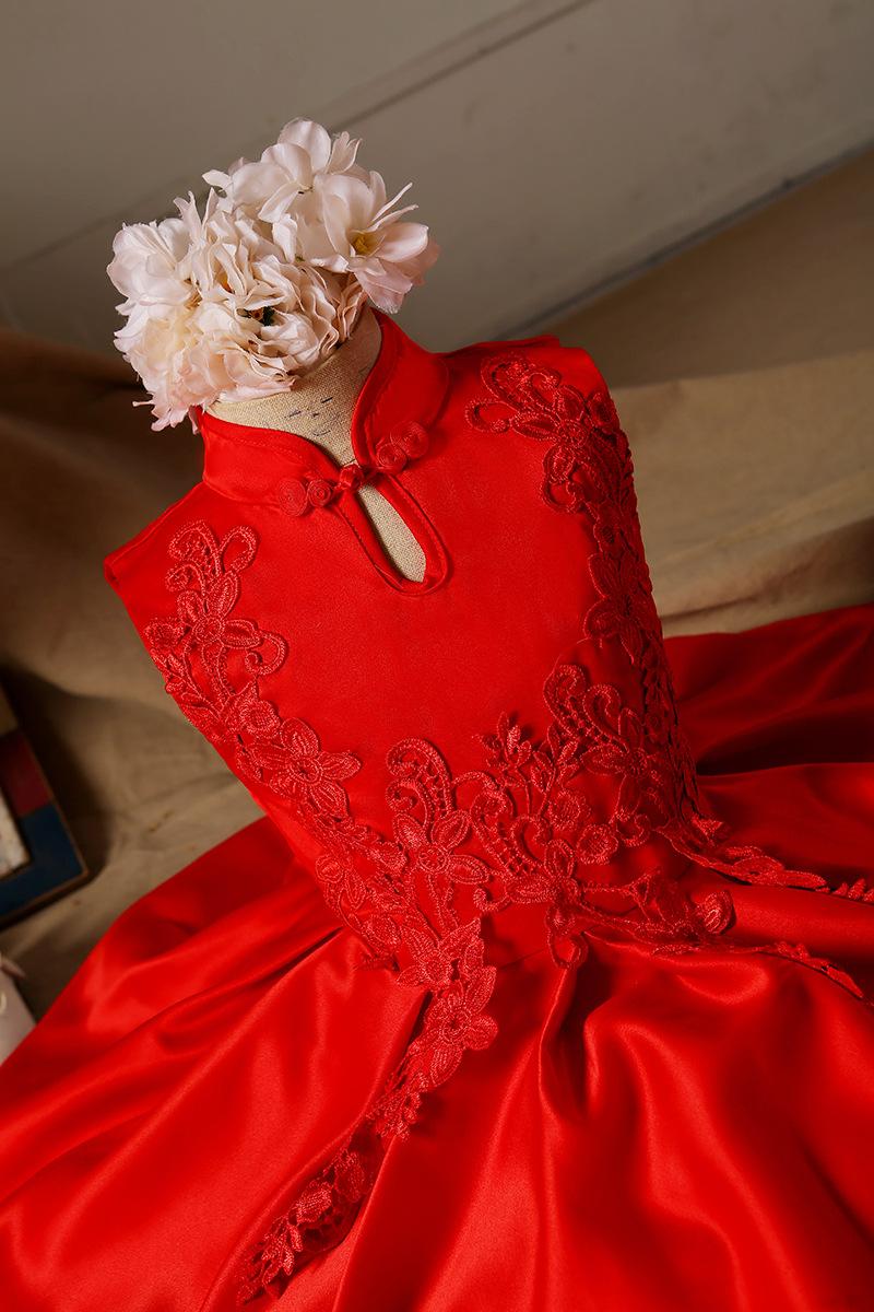 Tolle Mädchen Rot Partykleider Bilder - Brautkleider Ideen ...