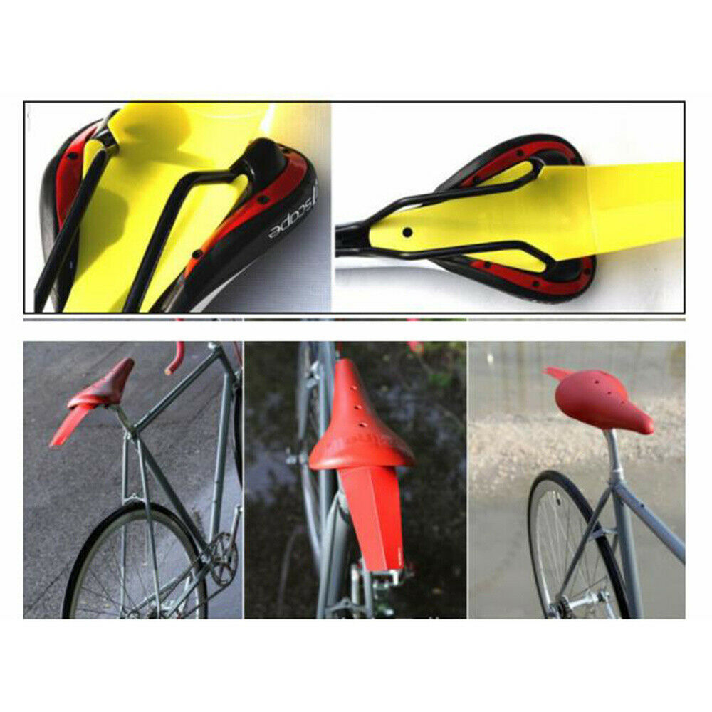 Ass Bicycle Fender MTB Cycling Spare Parts Mudguards Road Rain Saver Removable