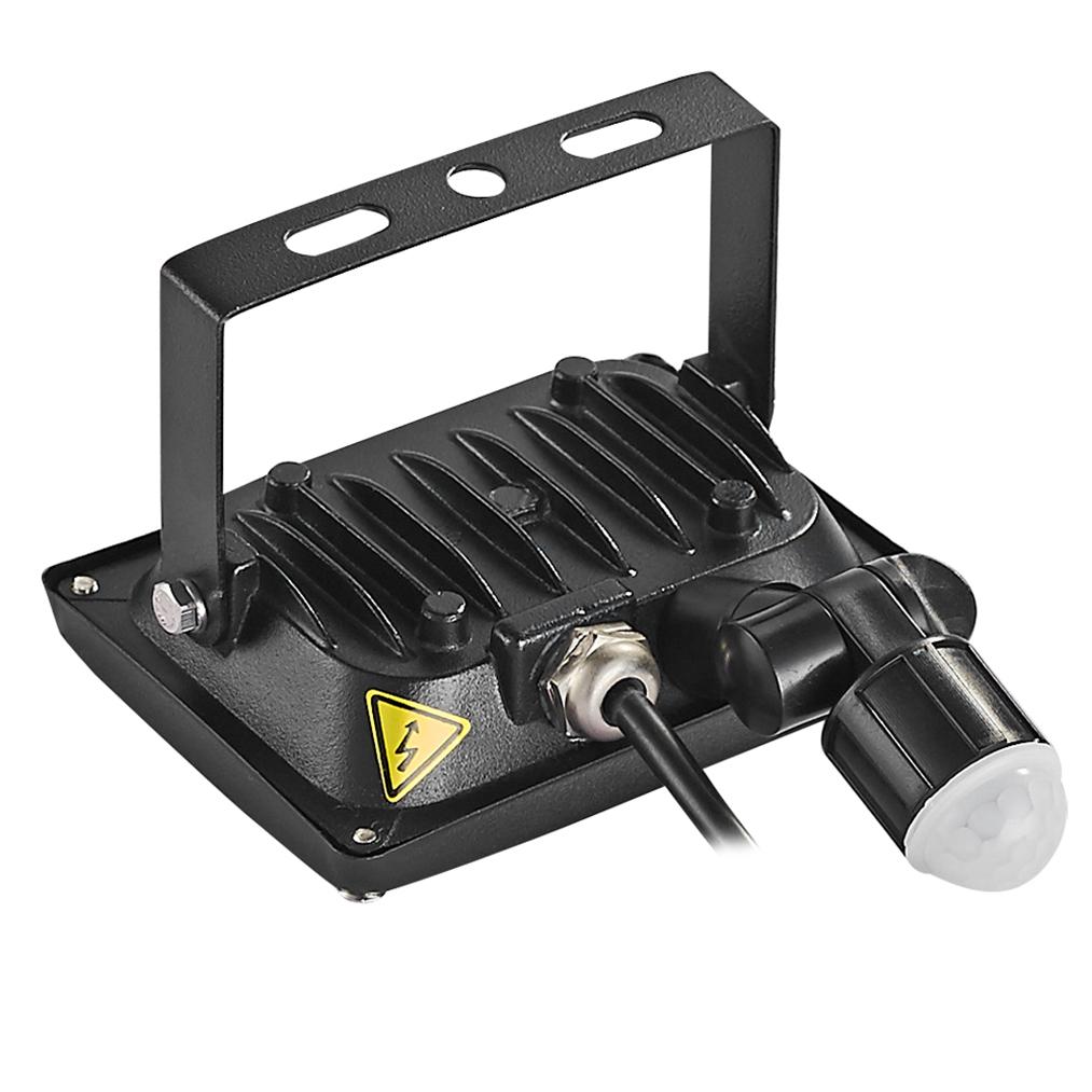 20w Pir Motion Sensor Led Flood Light Warm White Outdoor