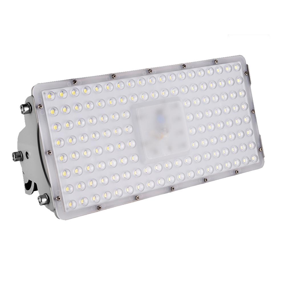 6X100W LED Flood Light PIR Motion Sensor Cool White Outdoor Lamp Spotlight  IP65