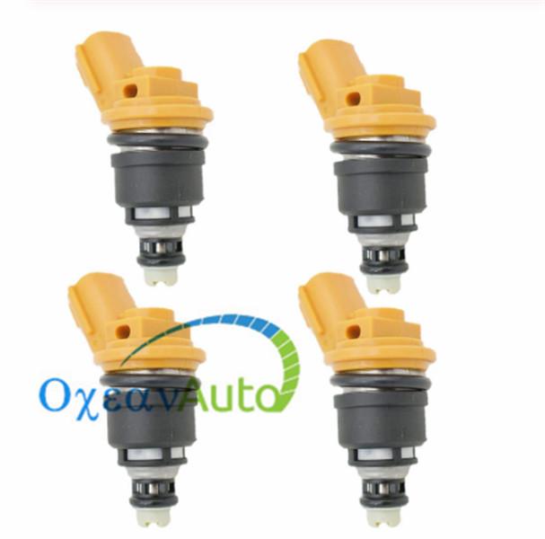 615cc fuel injectors RR543 for Nismo Nissan Silvia Skyline S13 S14 S15 555cc