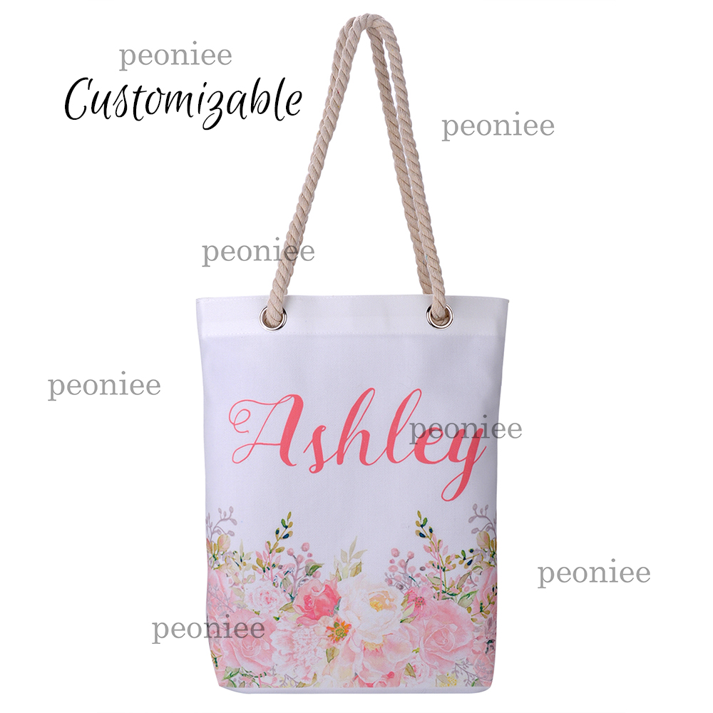 Mother of the Groom tote bag with gold foil and heavy canvas