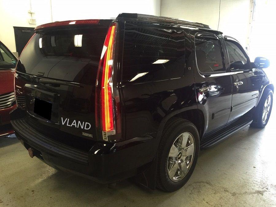 Vland 2015 2016 For Chevrolet Tahoe Suburban LED Tail ...