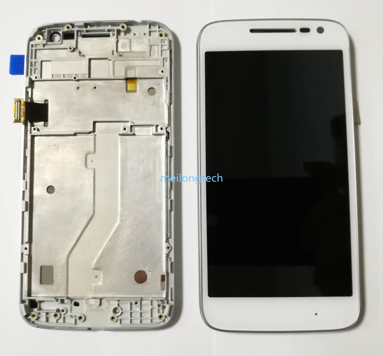 lcd display touch screen+Rahmen FÜR Motorola Moto G4 PLAY XT1609 ...