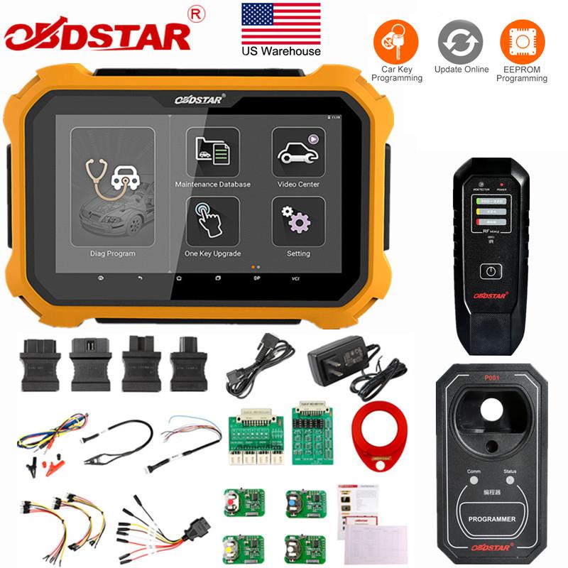 OBDSTAR X300 DP Plus Auto Immobilizer Programmer Coding