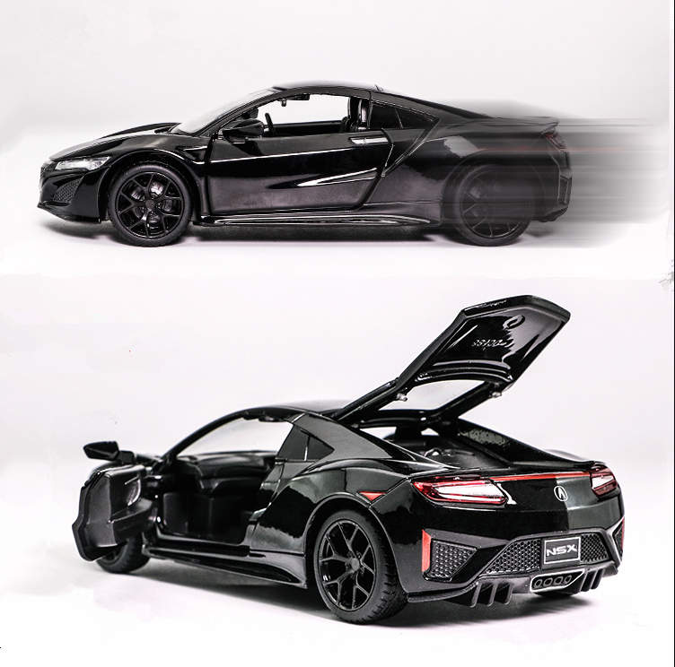 Acura NSX 1:32 Model Car Toys Sound & Light Gifts Alloy