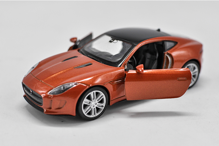 Contemporary Manufacture JAGUAR F-TYPE Model Cars Toys 1:36 Open two doors Gifts Alloy Diecast ...
