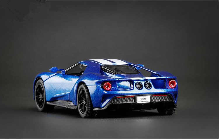 Ford Gt   Model Cars Toys