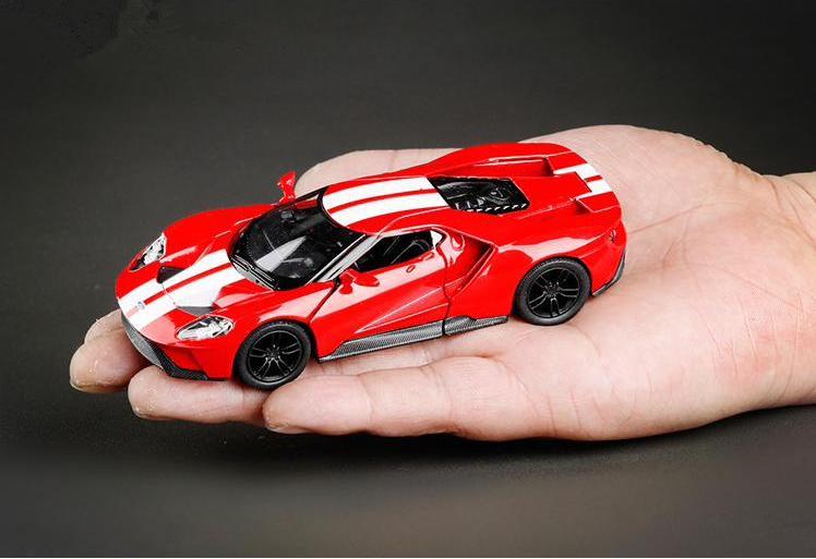 Ford Gt   Model Cars Toy